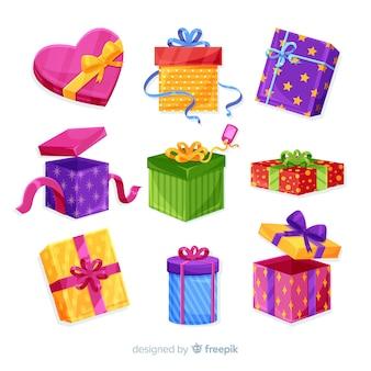 Рождественская коллекция подарков