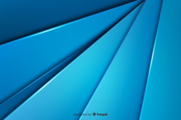 抽象的なメタリックブルーの背景テクスチャ
