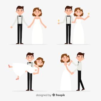 Коллекция свадебных пар