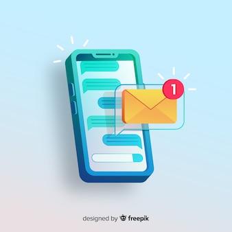 Новая концепция сообщения для целевой страницы