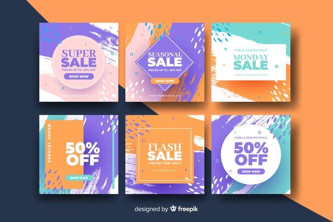 Продажи инстаграм пост коллекция