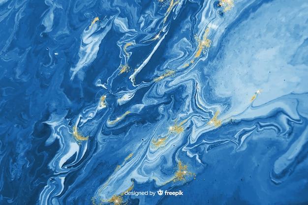 カラフルな大理石の効果の背景