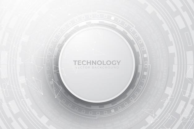 白い技術の背景