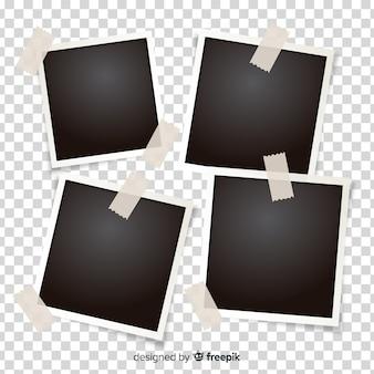Коллекция шаблонов снимков