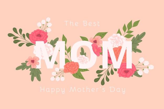 花の母の日壁紙