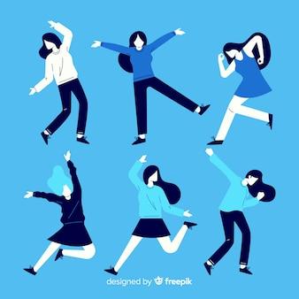 人踊りコレクション