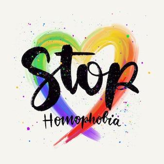 Остановить концепцию гомофобии