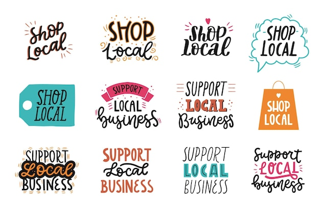 Поддержка местных деловых сборников