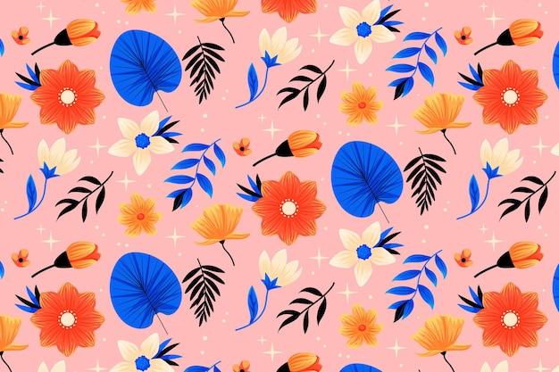 花柄のコンセプト