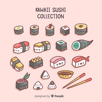 かわいい寿司コレクション
