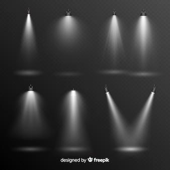 Коллекция освещения сцены