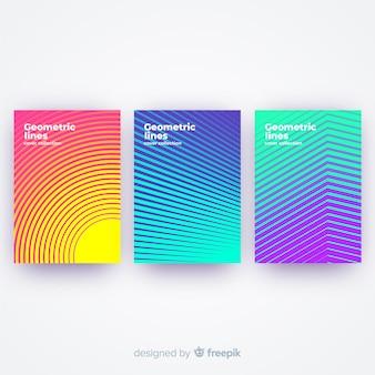 幾何学線カバーコレクション