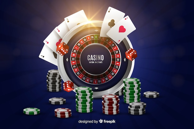 Реалистичная история казино