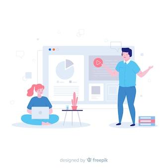 オンライン教育の背景
