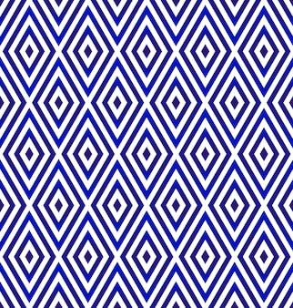 セラミックの菱形模様
