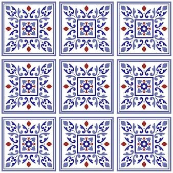 Декоративный плиточный фон