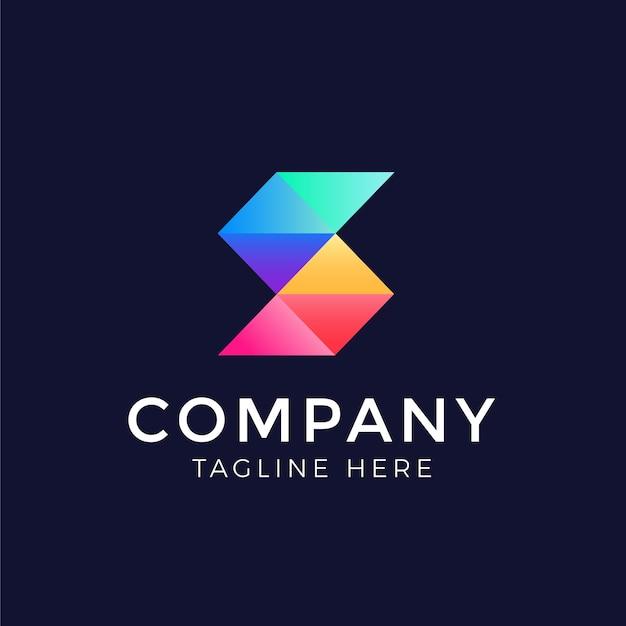要素のロゴデザインベクトル無料