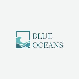 Океанский логотип