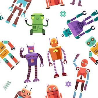 キッズおもちゃロボット