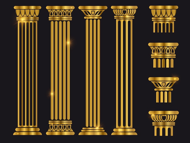 古代ローマ建築列セット