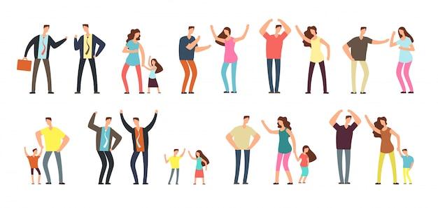 家族と職業の葛藤