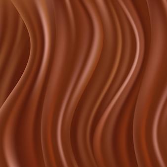 Абстрактный шоколадный фон