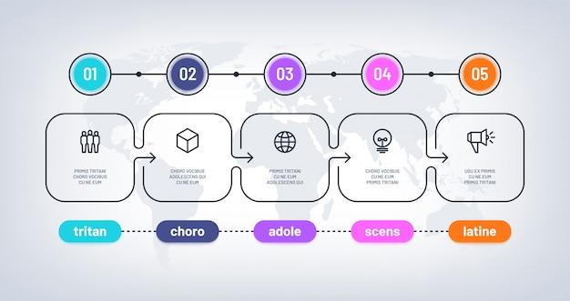 Шаблон бизнес-схемы