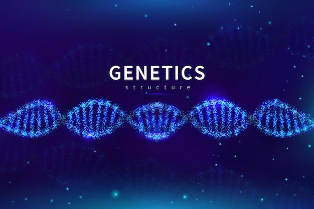 Генетика фон