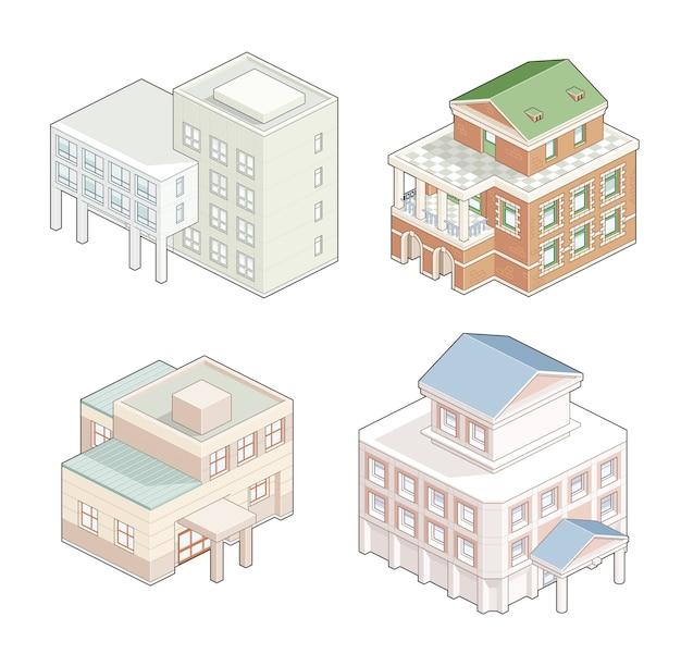 Образовательные здания