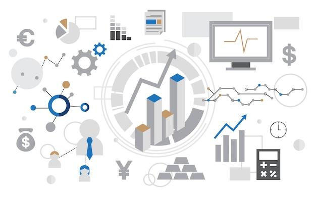 Иллюстрация графика анализа данных