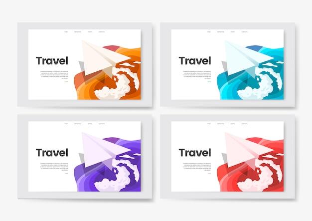 Туристический информационный веб-сайт