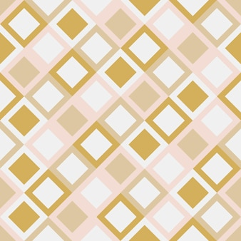 幾何学的二乗パターンベクトルイラスト