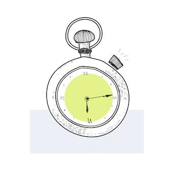 オブジェクトのスケッチのシンボルのイラスト
