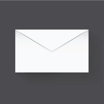 Иконка графических сообщений электронной почты векторной иллюстрации