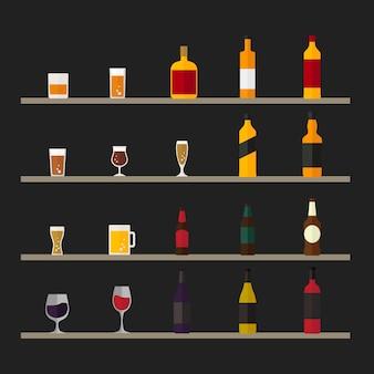 飲料ベクトルの収集