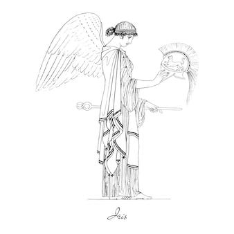 古代ギリシャのイラスト