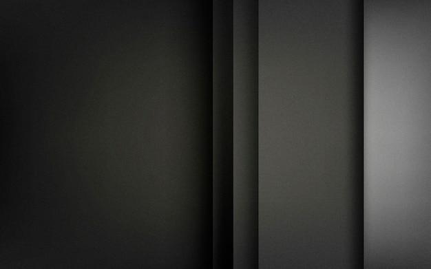 黒で抽象的な背景のデザイン