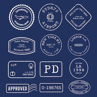 Векторный дизайн различных марок