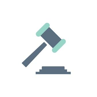 法律コンセプトのイラスト