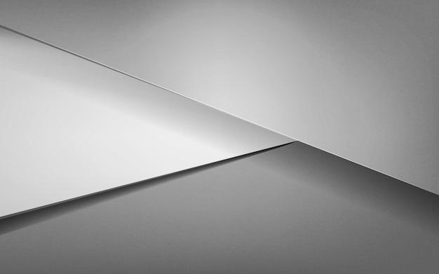 ライトグレーの抽象的な背景デザイン