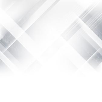 グレーと白のグラデーションの抽象的な背景