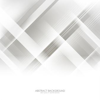 白とグレーのグラデーションの抽象的な背景