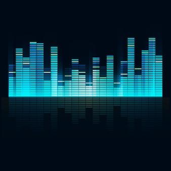音波波イコライザベクトル設計