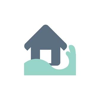 家の保険のイラスト