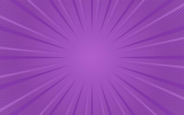 Фиолетовый векторный фон полутонового градиента
