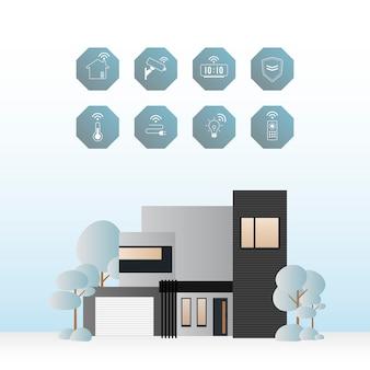 Интеллектуальная домашняя технология