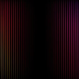 カラフルな抽象的なベクトル