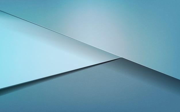 ライトブルーの抽象的な背景デザイン