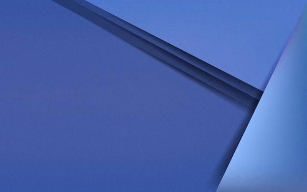 Абстрактный фон в синем