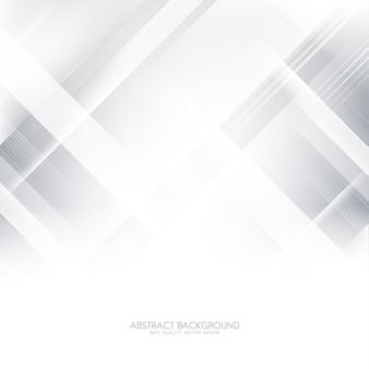 Серый и белый градиент абстрактного фона